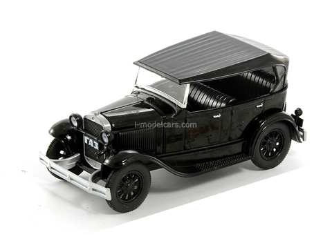 GAZ-A black 1:43 DeAgostini Auto Legends USSR #38