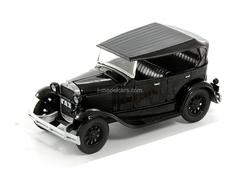 GAZ-A black 1:43 DeAgostini Auto Legends USSR #38