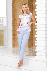 Блуза Г641-926