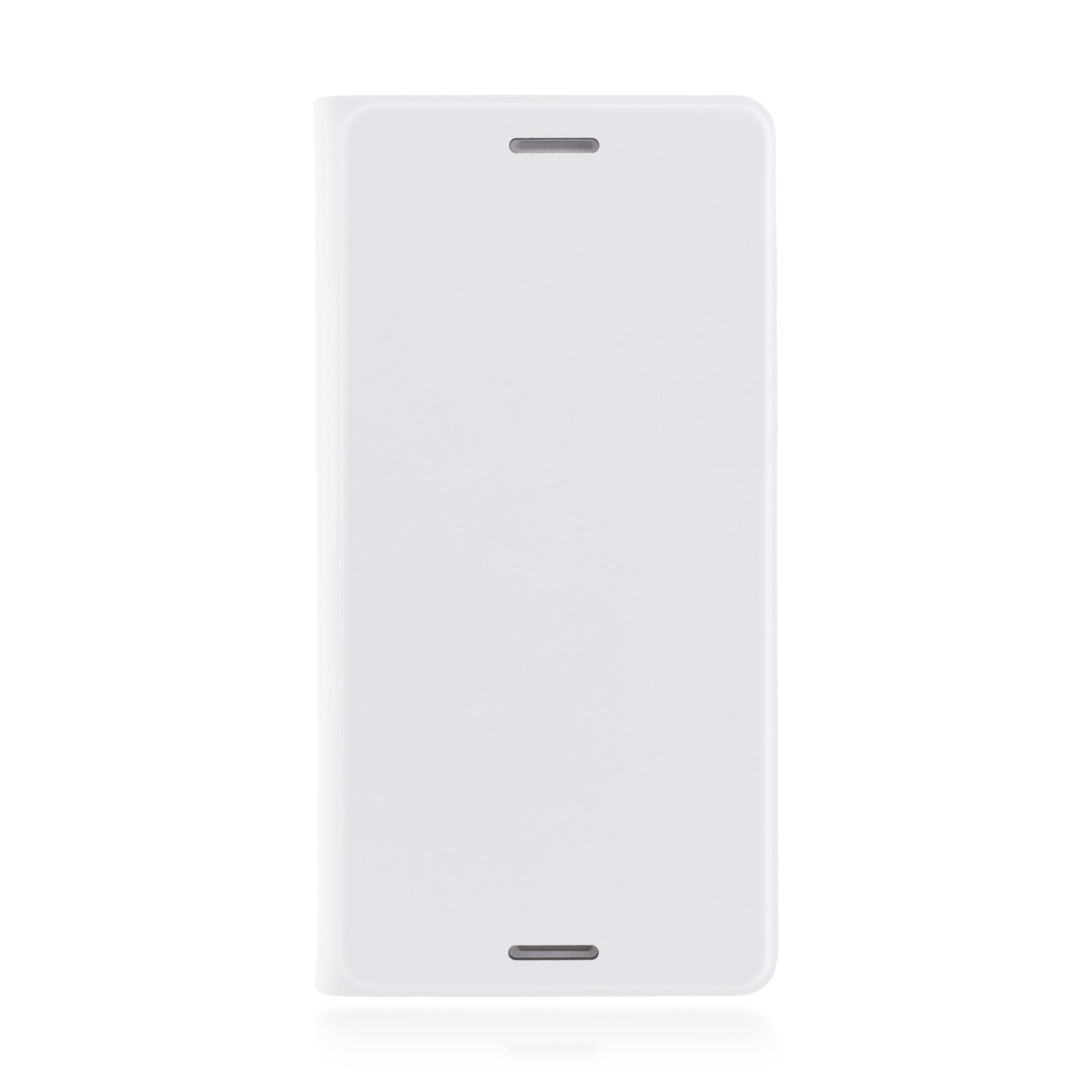 Чехол белый для Xperia X Performance купить в Sony Centre Воронеж