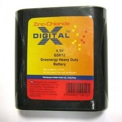 Батарейки X-Digital 3R12 квадрат (1/12)