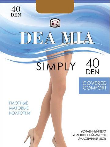 Колготки Simply 40 Dea Mia