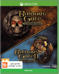 Xbox One Baldur's Gate: Enhanced Edition и Baldur's Gate II: Enhanced Edition. Стандартное издание (русские субтитры)