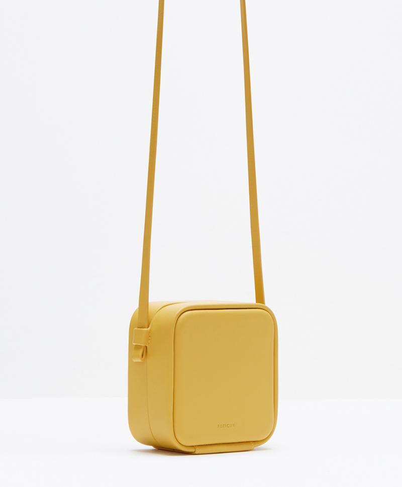 Сумка-куб Vintage Yellow