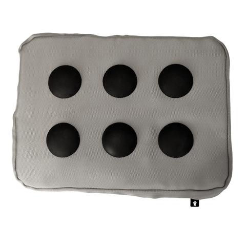 Подставка для ноутбука Surfpillow Hightech серая-черная Bosign 262856 | Купить в Москве, СПб и с доставкой по всей России | Интернет магазин www.Kitchen-Devices.ru