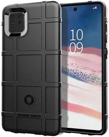 Чехол Samsung Galaxy A81 (M60S) цвет Black (черный), серия Armor, Caseport