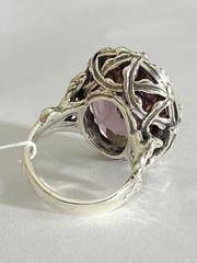 Гранд ( кольцо  из серебра)