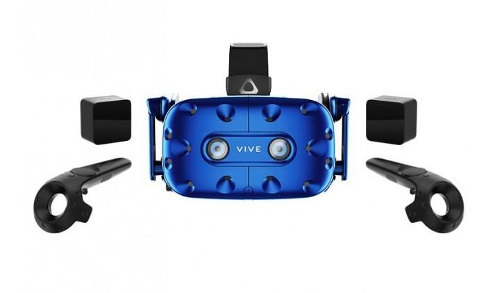 Шлем виртуальной реальности HTC VIVE PRO PREMIUM KIT