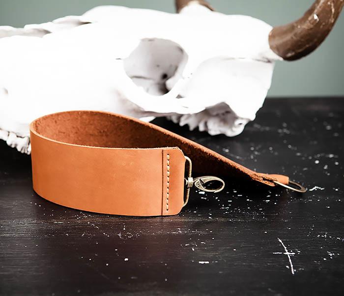 Boroda Design, Ремень для правки опасной бритвы ручной работы