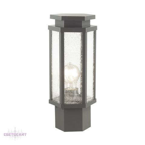 Уличный светильник на столб 4048/1B серии GINO