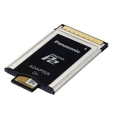 Адаптер для карты памяти Panasonic microP2 Memory Card Adapter