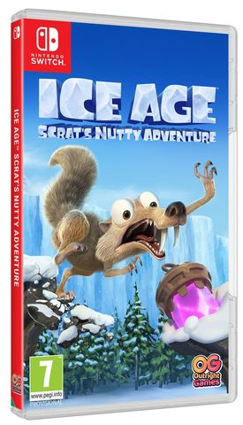 NS: Ice Age Scrat's Nutty Adventure (русские субтитры)