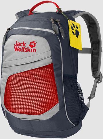 Картинка рюкзак городской Jack Wolfskin Track Jack night blue
