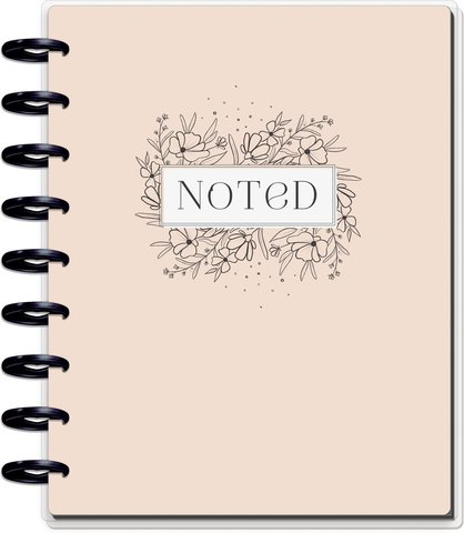 Планер-журнал в точку - Classic Guided Journal - Noted-  19,5х24,5см