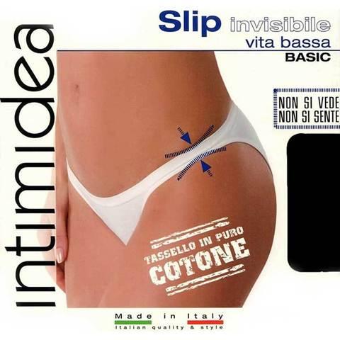 Трусы Slip Invisibile Vita Bassa Intimidea