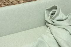 Интерьерная ткань, цвет - мята