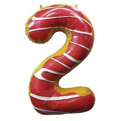 Y Фигура Цифра 2 Пончик 40