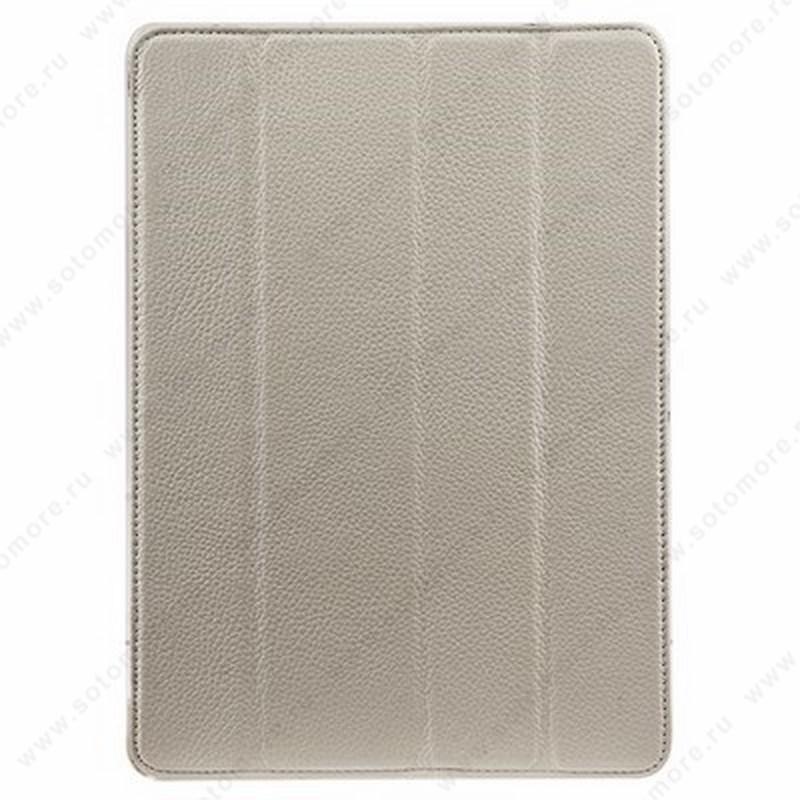 Чехол-книжка Melkco для Apple iPad Air 1 Leather Case Slimme Cover Ver.1 (White LC)