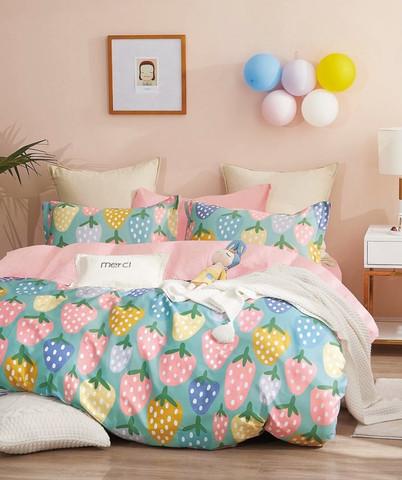 Детское постельное белье в сатине Valtery-DS 93