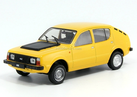 IZH-13 Start orange 1:43 DeAgostini Auto Legends USSR #122