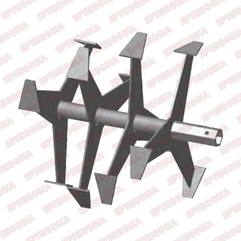 Фреза S-31 Гусиные лапки МБ Форза,Вейма шестигранные