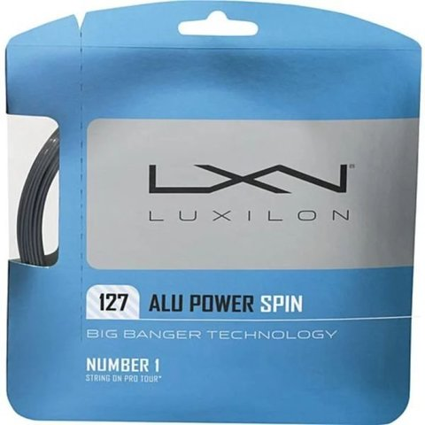 Струны теннисные Luxilon Big Banger Alu Power Spin 127 12.2M