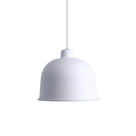 Подвесной светильник копия Grain by Muuto D21 (белый)