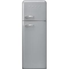 Холодильник с верхней морозильной камерой Smeg FAB30RSV5