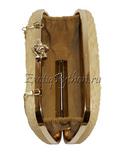 Клатч из кожи питона CL-68