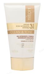Ardes Очищающий регенерирующий и увлажняющий гель-тоник (Clean&Tone gel detergente e tonico rigenerante idratante), 150 мл