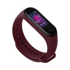 Фитнес браслет Xiaomi Mi Band 4 Wine Red XMSH07HM (фиолетовый)