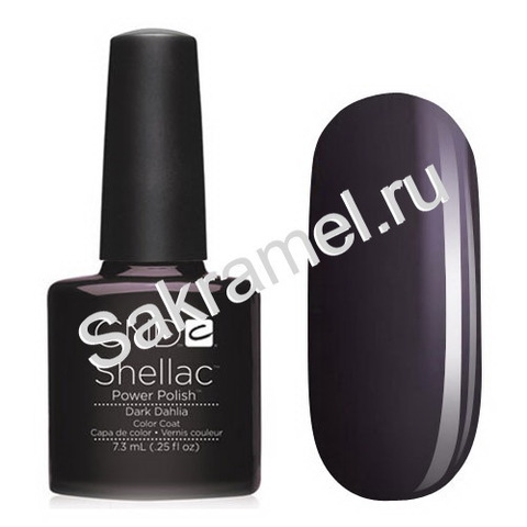 CND- Shellac  Dark Dahlia 7,3ml