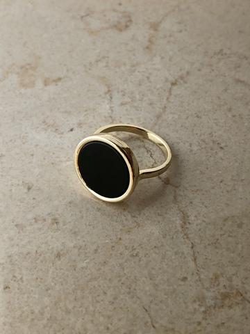 Кольцо Бернекс, позолота