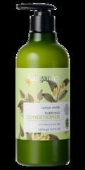 """Очищающий кондиционер для жирных волос """"Лимонный Мирт"""", Ausganica"""