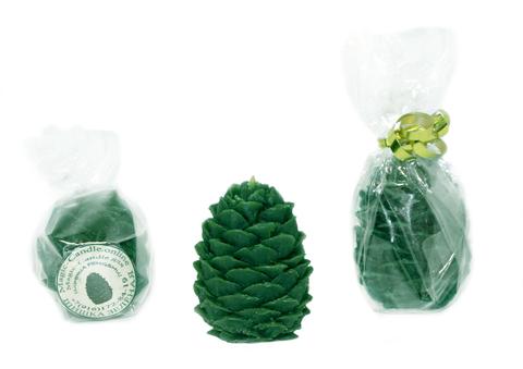 Свеча шишка зеленая