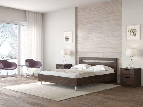Кровать Орматек Umbretta в интерьере