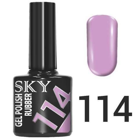 Sky Гель-лак трёхфазный тон №114 10мл