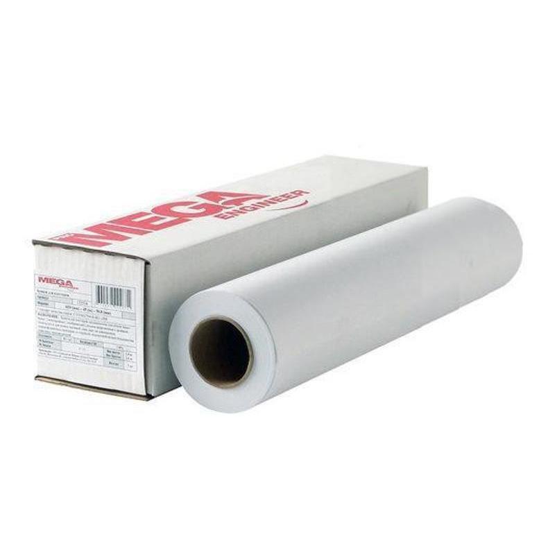 Бумага широкоформатная ProMEGA engineer InkJet 70г 594ммх175 76мм