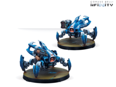 PanOceania - Dronbot Remotes Pack (CODE ONE)