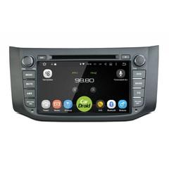 Штатная магнитола на Android 8.0 для Nissan Sentra 14+ Roximo CarDroid RD-1204