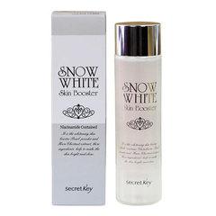 Secret Key Snow White Skin Booster - Бустер с ниацинамидом и экстрактом жемчуга