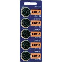Батарейки Sony CR 2016