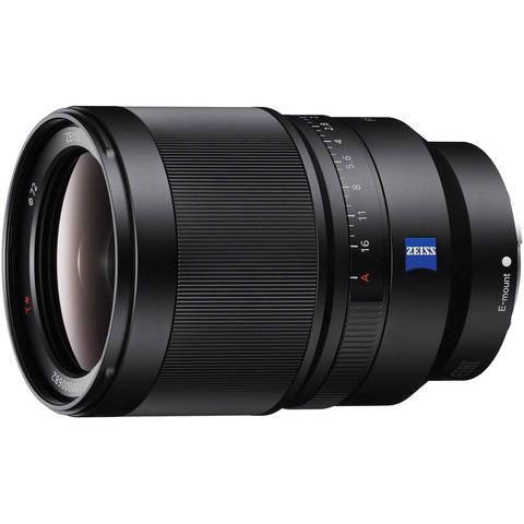 Объектив Sony Zeiss Distagon T* FE 35mm F1.4 ZA (SEL35F14Z)