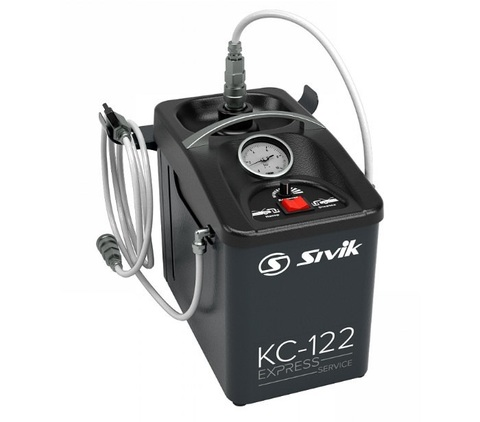Установка для замены тормозной жидкости КС-122, SIVIK (Россия)