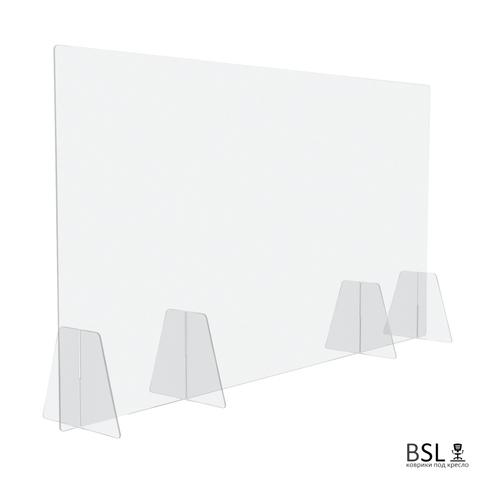 Настольный экран Ш.1300мм, В.600/750мм
