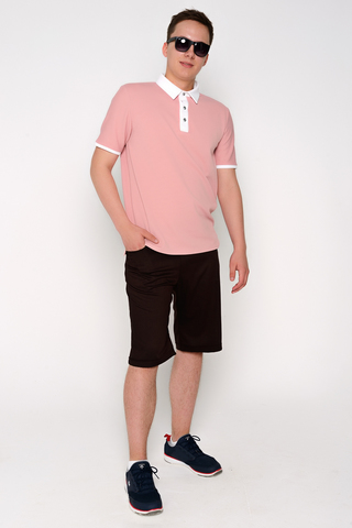 """Очень интересное сочетание цвета и качества. Мужские футболки """"поло"""" для тебя!"""