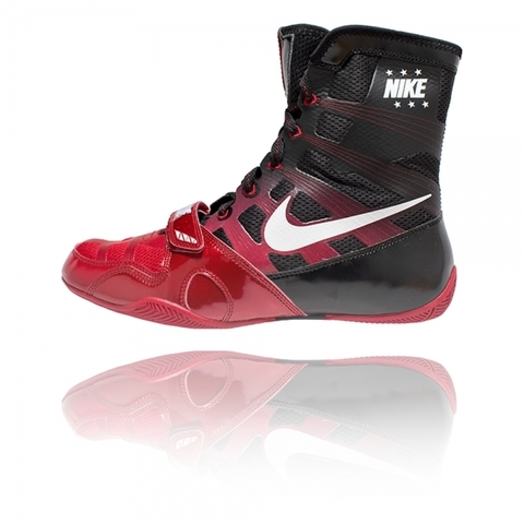 Боксерки Nike HyperKO Red/black/white