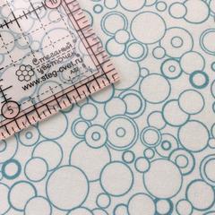 Ткань для пэчворка, хлопок 100% (арт. BE0102)