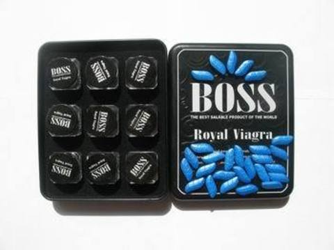 Boss Royal Viagra 27шт.