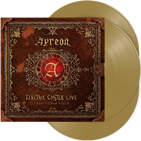 Ayreon / Electric Castle Live And Other Tales (Coloured VInyl)(3LP)